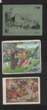 VERY OLD CHINA cigarette cards tobacco inserts #501